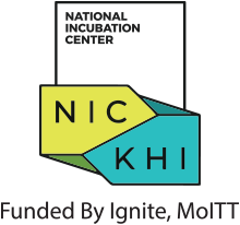 National Incubation Center Karachi Logo
